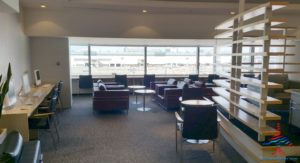 Delta Sky Club NRT Narita Airport near Gate 15 RenesPoints blog Review (9)