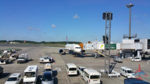 Korean Air Lounge Review NRT Narita Airport RenePoints travel blog (13)