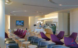 Korean Air Lounge Review NRT Narita Airport RenePoints travel blog (5)