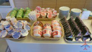Korean Air Lounge Review NRT Narita Airport RenePoints travel blog (9)