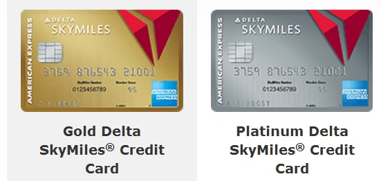 amex plat and gold delta cards renespoints blog