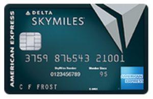 delta amex reserve card