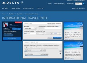 ktn number delta does not have an exp date