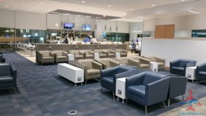 San Diego SAN Airport AirSpace lounge review RenesPoints travel blog (7)