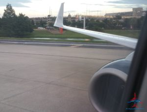 AeroMexico Skyteam 737-800 business class seat review and dinner RenesPoints travel blog (3)