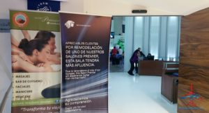 AeroMexico Skyteam Lounge MEX Mexico City Airport RenesPoints Blog Review (3)