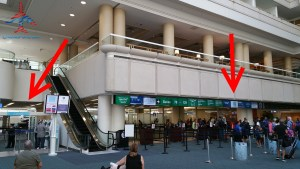 CLEAR signup spot MCO airport RenesPoints blog