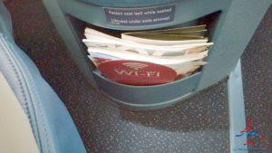 Delta Air Line 747 Delta One business class seat flight review NRT Japan to DTW Detroit RenesPoints blog (21)