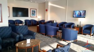 Delta Sky Club EWR Newark Liberty International Airport RenesPoints blog review (10)