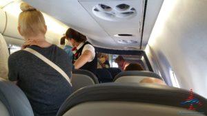 Delta mainline FA in comfort plus seat on Delta regional jet renespoints blog