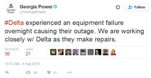 georgia power tweet