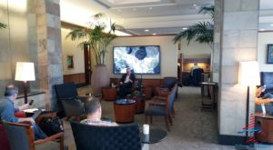 Minneapolis MSP Delta Sky Club C gates RenesPoints Blog Review (8)