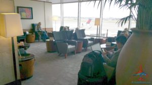Minneapolis MSP Delta Sky Club C gates RenesPoints Blog Review (9)