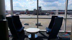 New Delta Sky Club ATL Atlanta Airport B concorse RenesPoints blog reveiw (14)