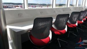 New Delta Sky Club ATL Atlanta Airport B concorse RenesPoints blog reveiw (22)