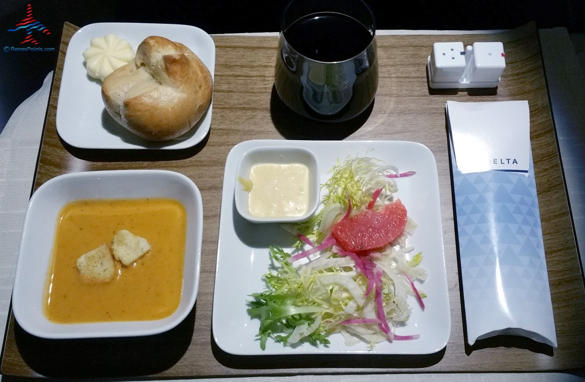delta-one-business-class-dining-to-hong-kong-renespoints-blog-review-4