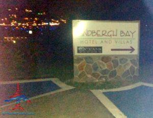 LBV signage