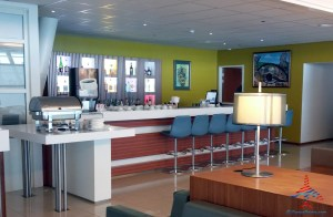 The Priority Pass Executive lounge review at SXM St Maarten RenesPoints Travel blog review (14)