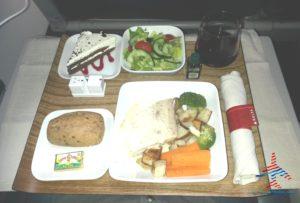 return meal mahi 1st class