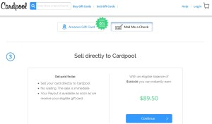 sell best buy gift card on cardpool get cash check renespoints