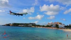 RenesPoints final review SXM St Maarten Maho Beach Delta Elite MilageRun fun (3)
