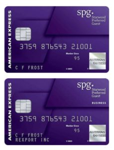 spg personal and business cards