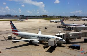 lots of AA American Air jets RenesPoints blog
