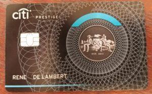 renes city prestige card
