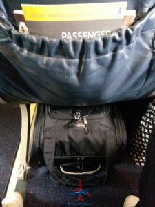 under seat bag for crj200s that fits renespoints blog review (1)