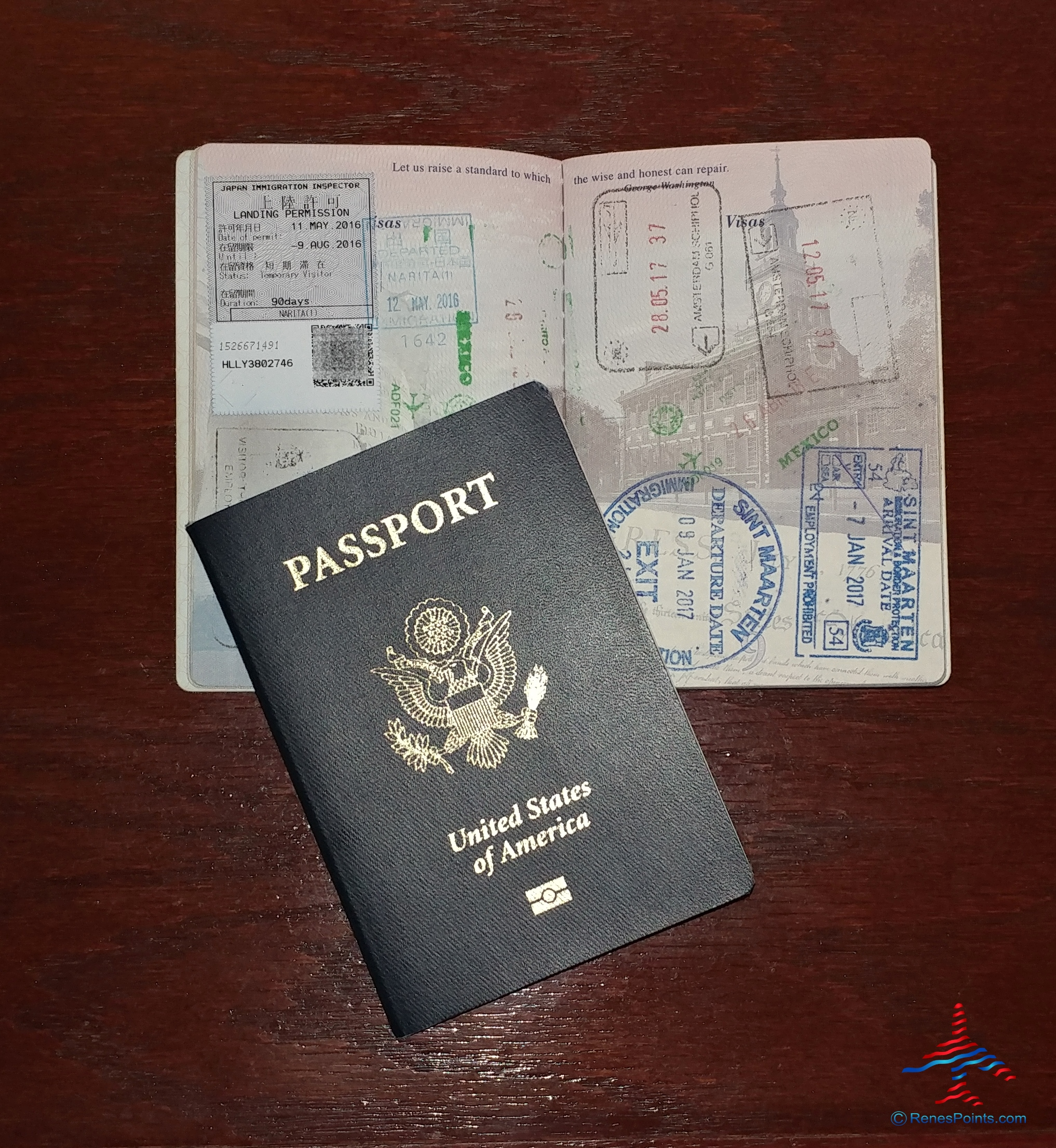 Rookie Wednesday: Can You Travel With a Damaged Passport? Just What Constitutes a Damaged Passport?