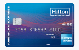 Hilton Honors American Express Surpass Card (learn more about this card).