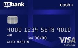 U.S. Bank Cash+™ Visa Signature® Card Read more at: https://www.cardratings.com/credit-card/us-bank-cash-plus-visa-signature-card.html Copyright © CardRatings.com