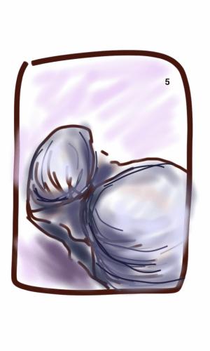 Rocks Sketch 5