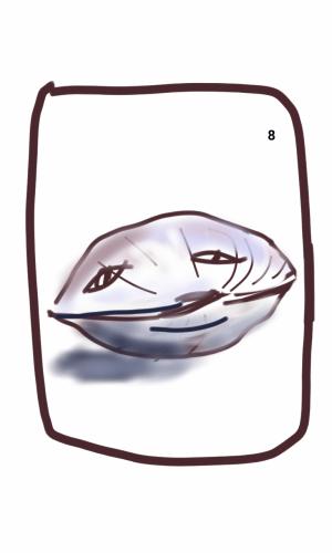 Rocks Sketch 8