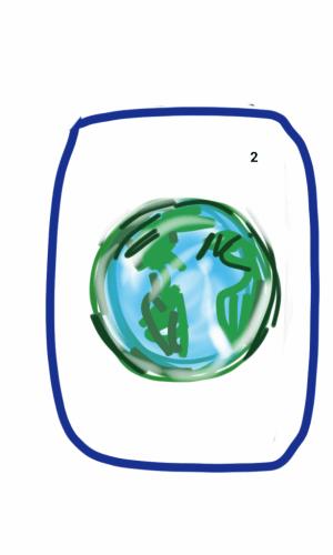 Earhlings 6 Sketch 2