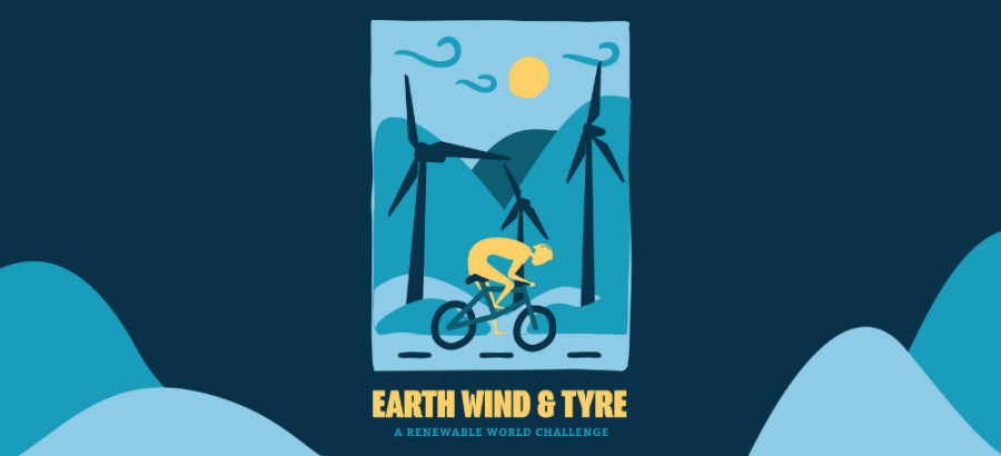 Earth Wind & Tyre logo