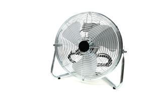Fan to cool down heatwave