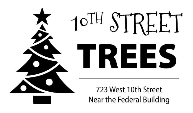 10th St Trees logo