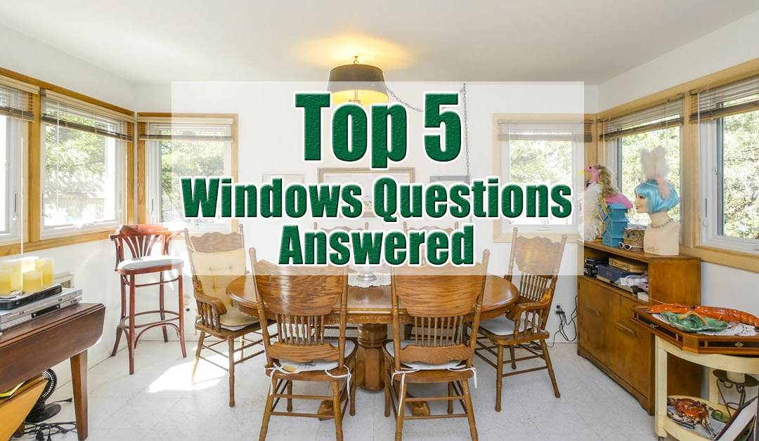 Top 5 Windows Questions Answered Long Island