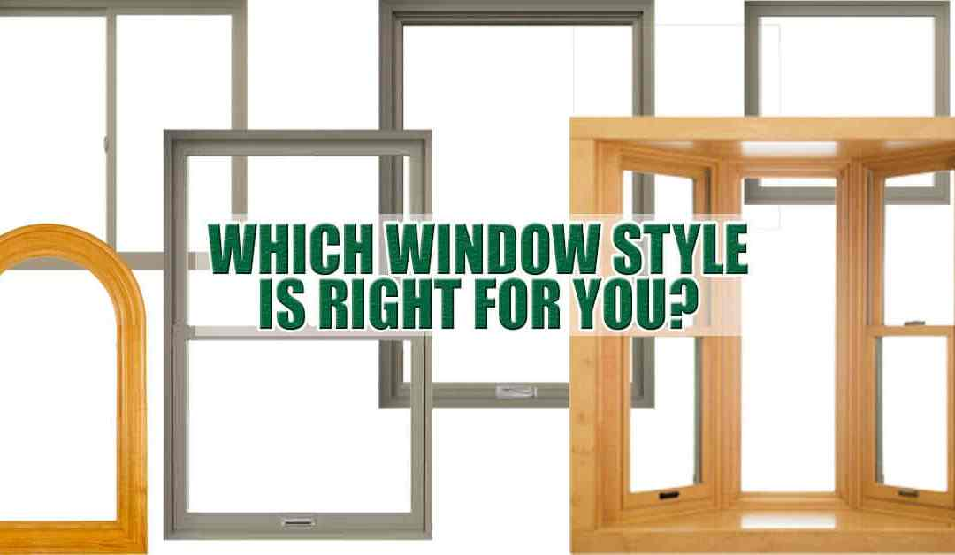 replacement window styles long island