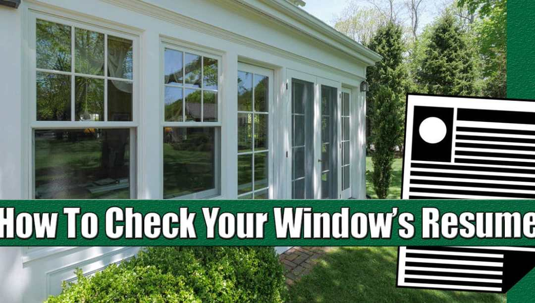 replacement window resume long island ny