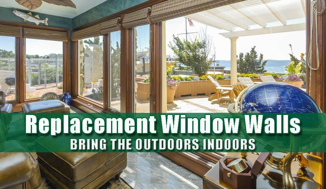 replacement window wall long island ny