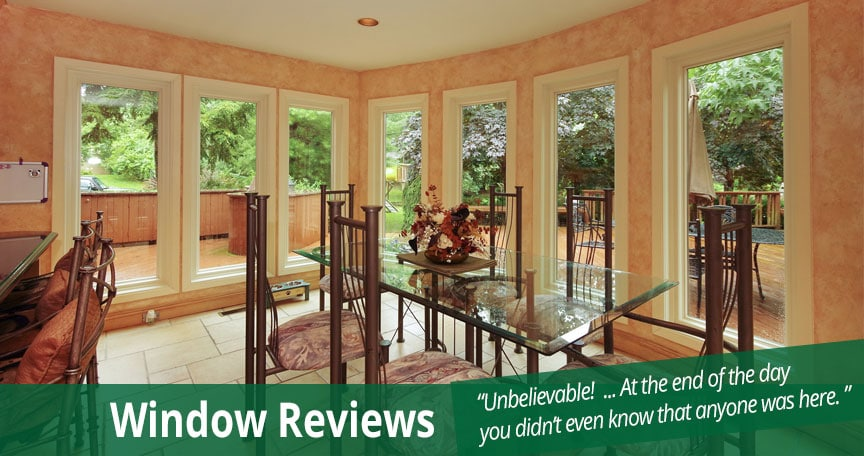 replacement window reviews