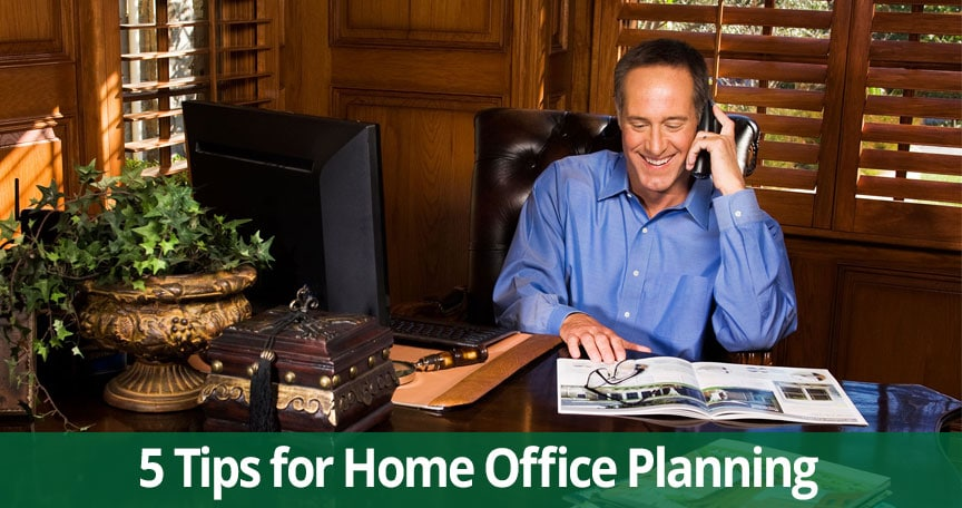 home office planning Long Island NY