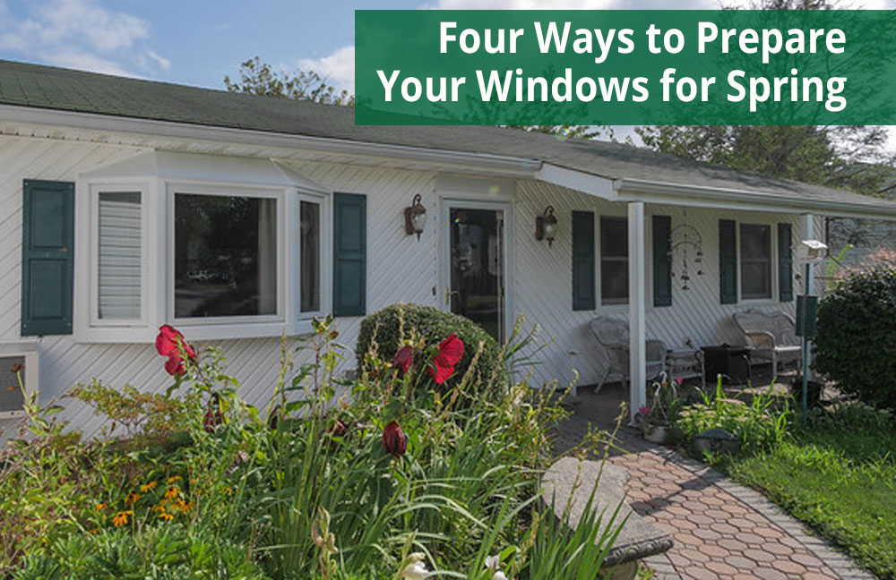 prepare your windows for spring