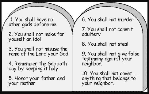 10 commands