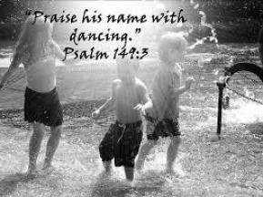 Ps 149,3 Praise children