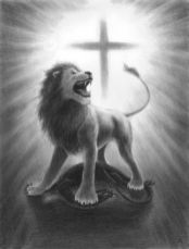 0-5-resurrection-triumph-the_lion_of_judah_triumphant_over_the_dragon
