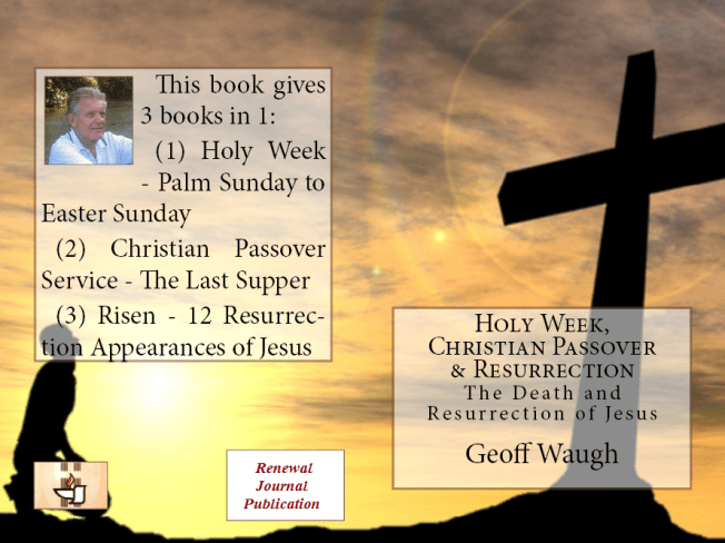 A Holy Week, Passover & Resurrection All1