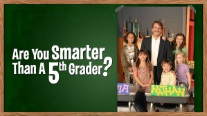 Are You Smarter Than a 5th Grader? Revived By FOX!
